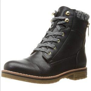 Tommy Hilfilger Women's Twomar2 Boots Black